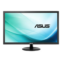 ASUS monitor: VP229TA - Zwart