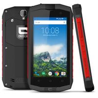Crosscall Trekker M1 core smartphone - Grijs, Rood 16GB