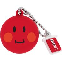 Emtec USB flash drive: 8GB USB 2.0 SW102 - Rood