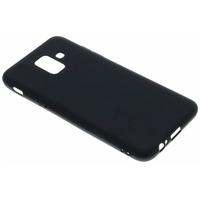 Centralpoint Color Backcover Samsung Galaxy A6 (2018) - Zwart / Black Product