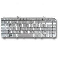 ASUS Keyboard (Nordic), Silver Notebook reserve-onderdeel - Zilver