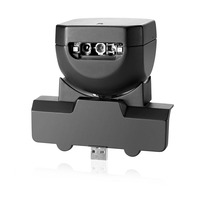 HP barcode scanner: Retail geïntegreerde barcodescanner - Zwart