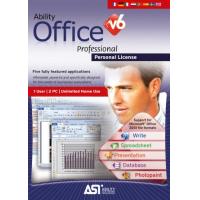 Ability product: Office Professional V6 - Nederlands / Engels / Frans
