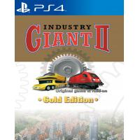 UIG Entertainment game: Industry Giant 2 (Gold Edition)  PS4