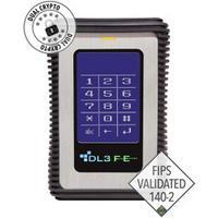 "Origin Storage data encryption device: 1TB, DataLocker, DL3, FE, 256Bit, Dual Crypto, USB 3.0, 6.35 cm (2.5"") , SATA - ....."