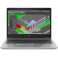 HP laptop: ZBook 14u G5 - Zilver