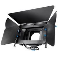 Walimex lenskap: pro Matte Box Lens Hood M3 for DSLR Rig - Zwart