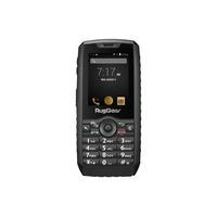 Ruggear smartphone: RG160 - Zwart 4GB