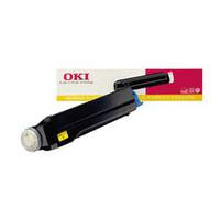 Yellow Toner cartridge for Okipage 8c/8c+
