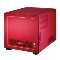 Lian Li behuizing: PC-V352R - Desktop/HTPC, Micro ATX/Mini ITX, Aluminum, 4430g, Red - Rood