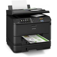 Epson multifunctional: WorkForce WF-4640DTWF - Zwart, Cyaan, Magenta, Geel