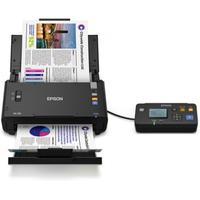 Epson scanner: DS-520N - Zwart