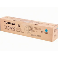 Toshiba cartridge: T-FC55EC - Cyaan