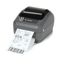 Zebra labelprinter: GK420d - Grijs