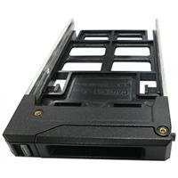 "QNAP drive bay: HDD tray with black flat head machine screw x4 for 6.35 cm (2.5"") HDD, For SS-EC2479U-SAS-RP, ....."