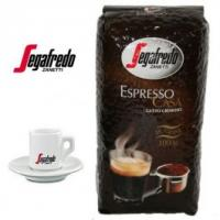 Segafredo koffie: Casa Gusto Cremoso koffie bonen 8x1000 gram