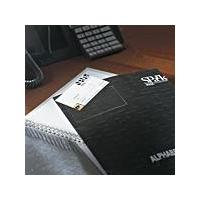 3L hoes: Business Card Pockets, Long-Side Opening. 95x60 mm. 10 pcs.