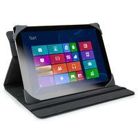 """Targus tablet case: Fit N' Grip Universal Case for 12.2"""" Tablets, PU, 0.54 kg, Black - Zwart"""
