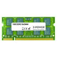 2-Power RAM-geheugen: 1GB DDR2 SoDIMM - Groen