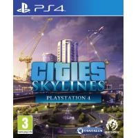 Paradox game: Cities: Skylines (PS4 Edition)  PS4