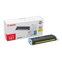 Canon cartridge: Cartridge 707 geel