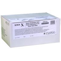Xerox toner: Fax Centre FC116 / 1012 Twin Pack Tonercartridge - Zwart