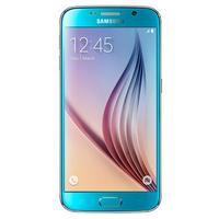 Samsung Samsung Galaxy G920F S6 Blue 32GB (SM-G920FZBAPHN)