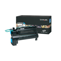 Lexmark cartridge: C792 - Cyaan