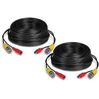 Trendnet 2x BNC, 75 Ohms, 30 m, 1200 g Coax kabel - Zwart