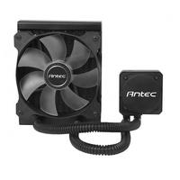 Antec water & freon koeling: H600 Pro - Zwart