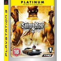 THQ Saint's Row 2 (Platinum) PS3 (PS300668)