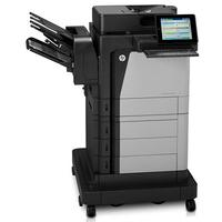 HP multifunctional: LaserJet Enterprise Flow MFP M630z - Zwart, Grijs