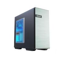 ASUS GS30-9500001C Pc - Zwart, Zilver