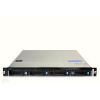 Intel server barebone: Server System R1304SP4SHOC - Aluminium, Zwart