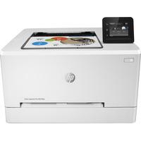 HP LaserJet M254dw laserprinter - Zwart, Cyaan, Magenta, Geel