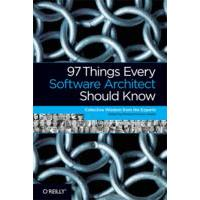 O'Reilly product: 97 Things Every Software Architect Should Know - EPUB formaat