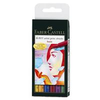 Faber-Castell viltstift: PITT - Multi kleuren