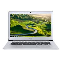 "Acer Chromebook 14 CB3-431-C73M 14"" Celeron N 4GB RAM 32GB Flash Laptop - Zilver"
