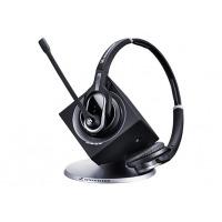 Sennheiser DW Pro2 Headset - Zwart