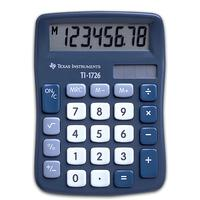 Texas Instruments TI-1726 calculator - Blauw