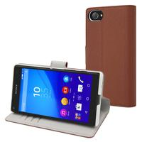 Muvit mobile phone case: Mfx Camel - Bruin
