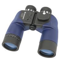 Bresser Optics verrrekijker: TOPAS 7X50 WP - Zwart, Blauw