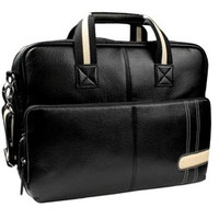 Krusell laptoptas: Gaia Laptop Bag - Zwart