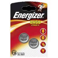 Energizer batterij: CR2450 - Metallic
