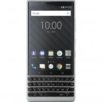 BlackBerry KEY2 64GB QWERTY smartphone - Zwart,Zilver