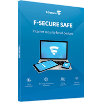 F-SECURE software: Safe