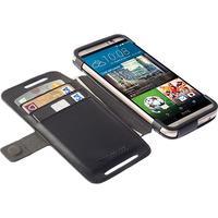 Krusell FlipWallet Malmo HTC One M9 Zwart