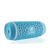 LEPA draagbare luidspreker: 2x 4W, 40Hz-20kHz, 80dB SNR, Bluetooth 4.0, NFS, Li-ion, 550g, Blue - Blauw