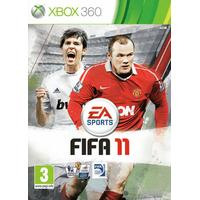 Electronic Arts game: FIFA 11, Xbox 360
