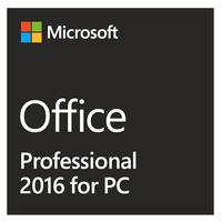 Microsoft software licentie: Office Professional Plus 2016